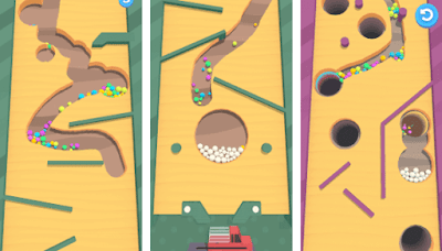 Sand Balls Mod APK v1.1.6 (Unlimited Diamonds + Balls Unlocked)