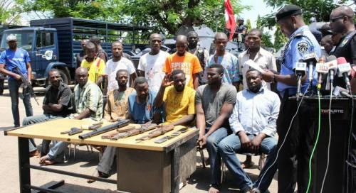 Everything Offa Robbery Gang Leader Said About Saraki