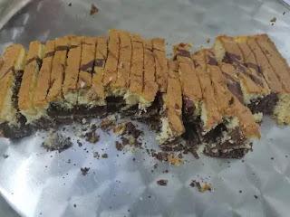 Biskut kek