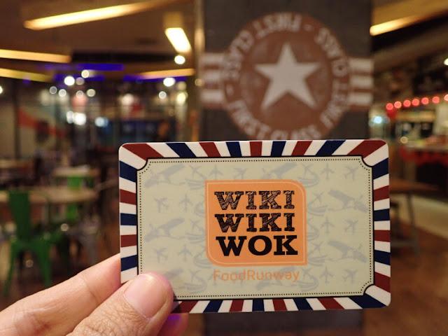wiki wiki wok