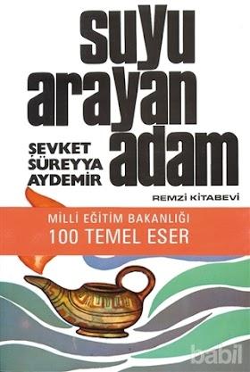 Suyu Arayan Adam- Şevket Süreyya Aydemir PDF İndir E-pub indir