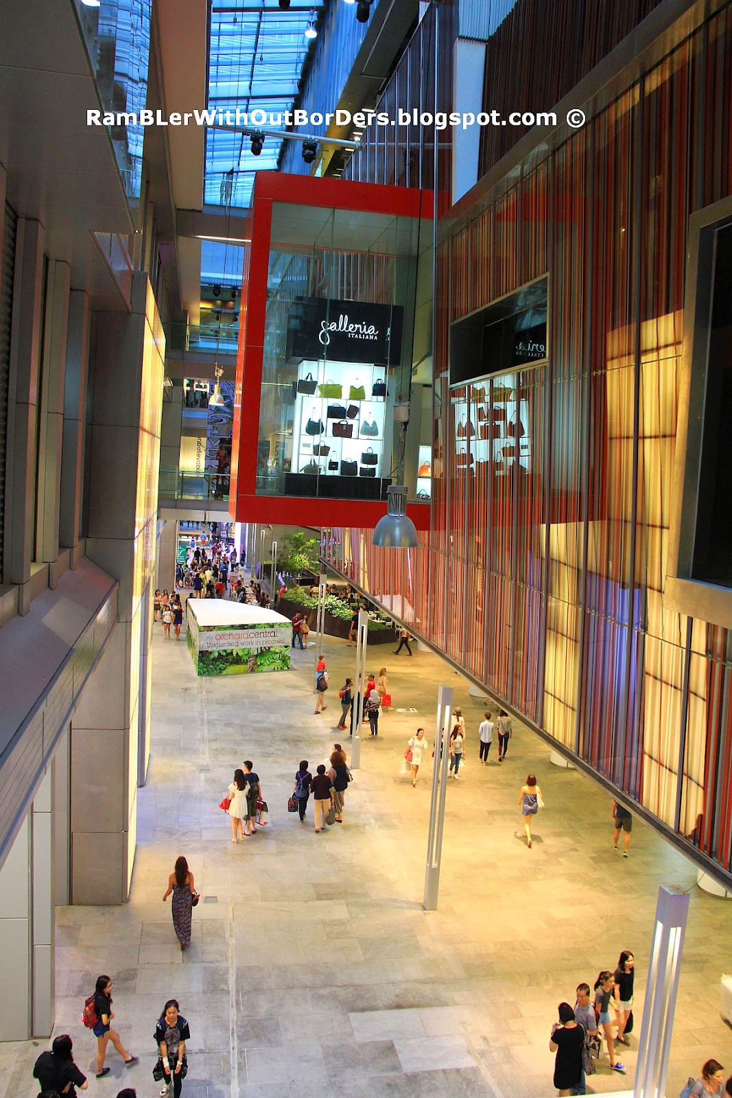 Orchard Central, Singapore