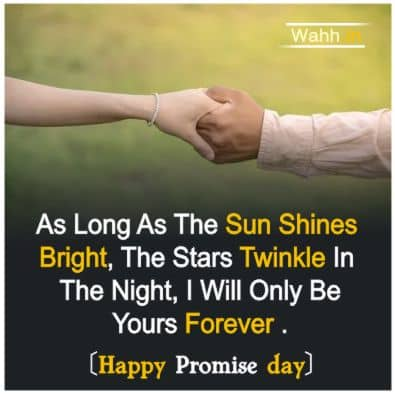 Promise Day  Poems