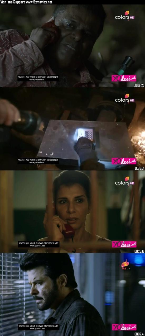 24 Hindi S02E14 HDTV 480p