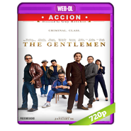 The Gentlemen. Los señores de la mafia (2020) 720p WEB-DL Audio Dual