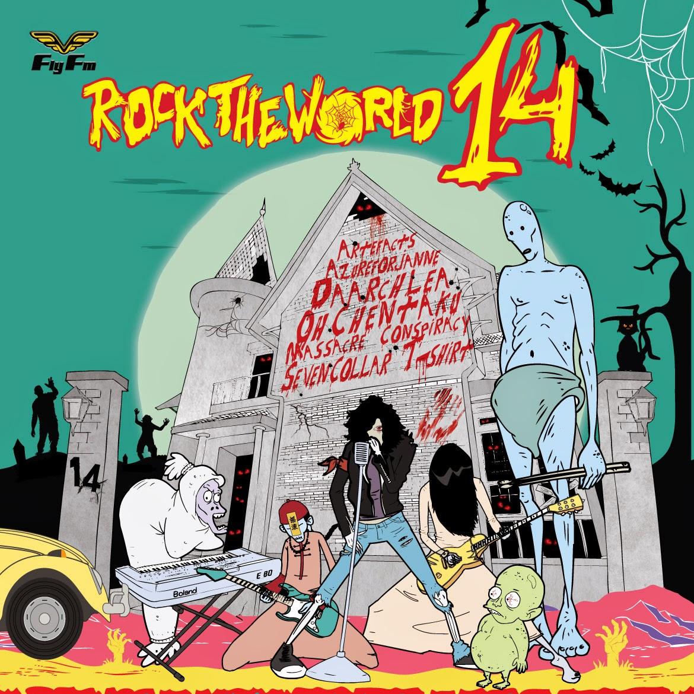 Malaysia Rock The World Festival