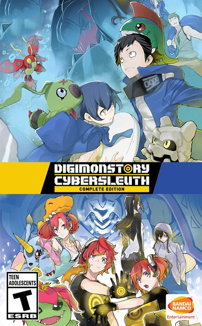 โหลดเกมส์ Digimon Story Cyber Sleuth: Complete Editio
