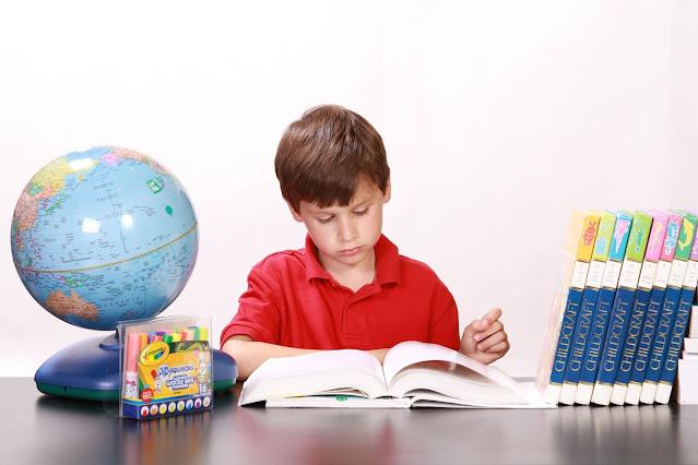 Optimalikan aktivitas belajar di rumah