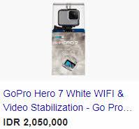 Gopro Hero 7 Murah
