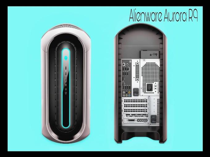 Alienware Aurora R9 Gaming Desktop full information