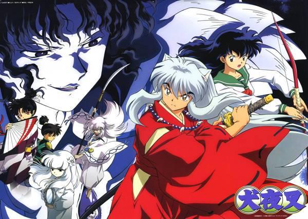 Inuyasha - Anime Action Fantasy Terbaik dan Terseru
