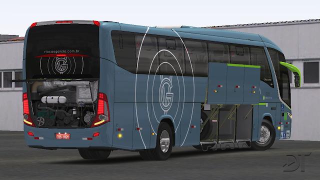 OMSI 2 - Marcopolo Paradiso G7 1200 MB O-500 RS e RSD