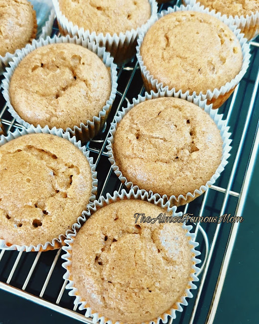 The Almost Famous Mom: Low Carb Banana Muffins (No Banana)