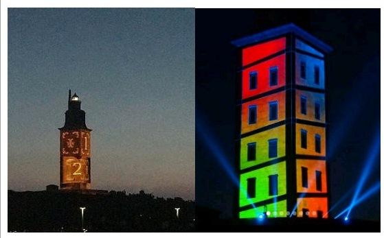 La Torre de Hércules cumplió 10 años como Patrimonio de la Humanidad