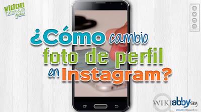 portada cambiar foto perfil instagram