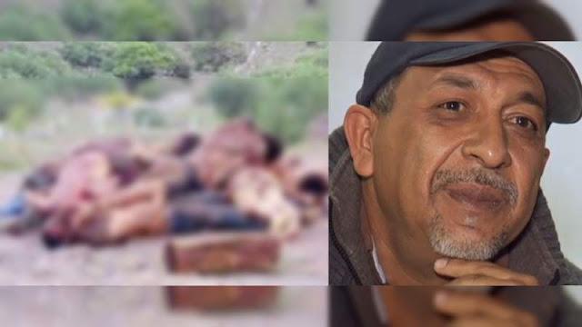 """Grabación;  Así relató en una llamada Servando Gómez, """"La Tuta"""" la ejecución de 12 Federales en Arteaga; Michoacán, """"Avisale al Chayo"""" dijo"""