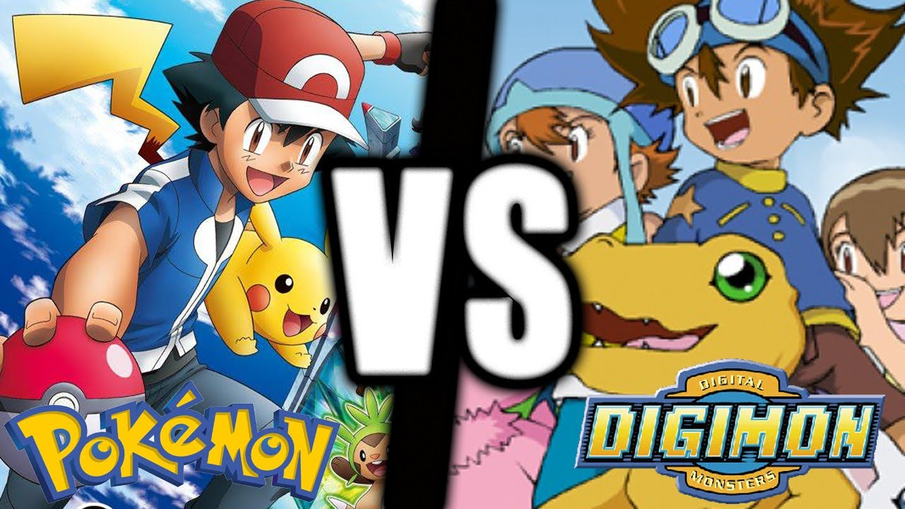 Game Pokemon Vs Digimon Ds