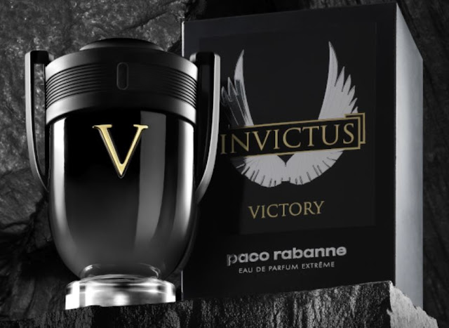 Fragrant Friday - Paco Rabanne Invictus Victory