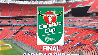 Channel Feed Satelit Asiasat 5 Siarkan Final Carabao Cup 2021