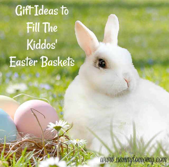 Nanny to mommy gift ideas to fill the kiddos easter baskets they have personalized ones that they set out the night before we also get together with all of my combined family and have a huge easter egg hunt negle Images