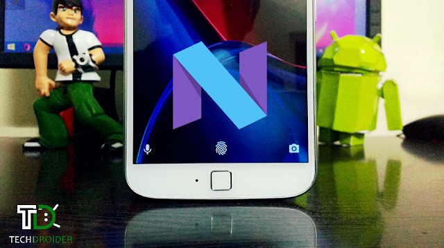 Moto Z and Moto G4 Family to get Official Android Nougat Update