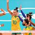 Olimpíadas 2020: Brasil estreia com vitória no vôlei feminino