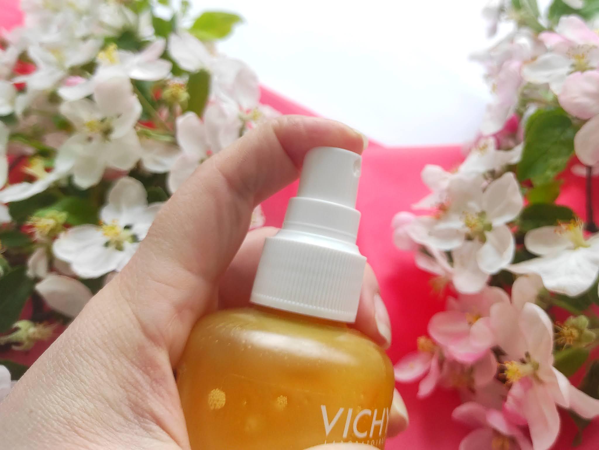 Spray Vichy z filtrem uv