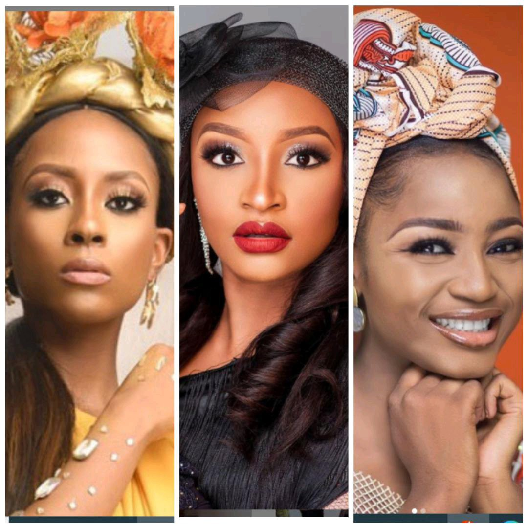 Fashion Killer: Checkout Someone Beautiful Pictures of Queen Rahma Sadau, Maryam Booth and Eloquent Actress Maryam Yahaya