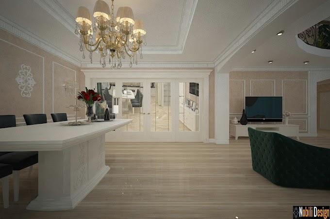 Design interior casa clasica Bucuresti - Amenajari interioare Bucuresti