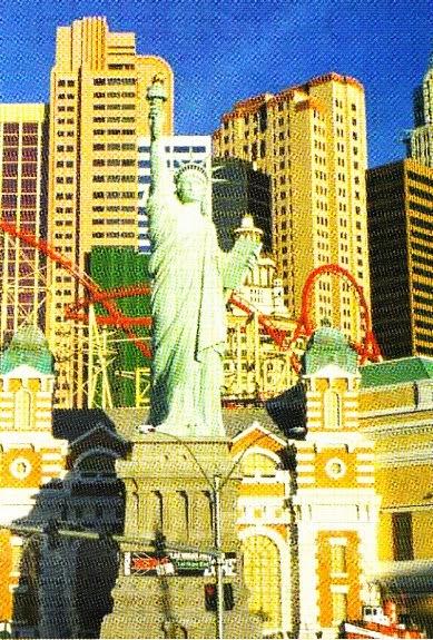 สวัสดีอเมริกาที่อนุสาวรีย์เทพีเสรีภาพ - Hello America at Statue of Liberty