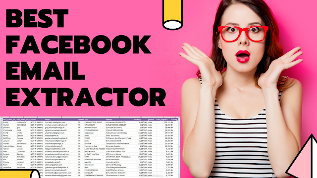 Best FACEBOOK Email Extractor 2020 - Email Extractor For Facebook