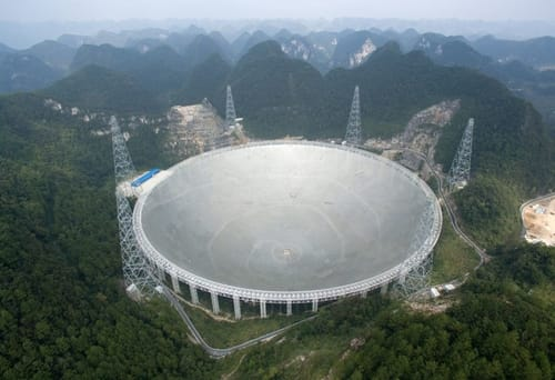 China brings the Skyeye telescope to the global scientific community