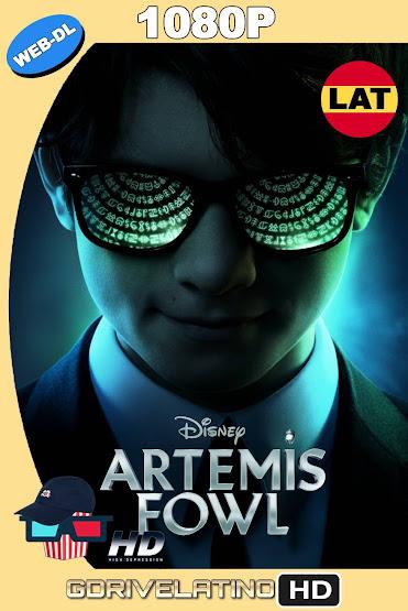 Artemis Fowl: El Mundo Subterráneo (2020) WEB-DL 1080p Latino-Ingles MKV