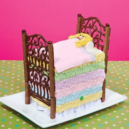 The Princess & the Pea Cake Recipe