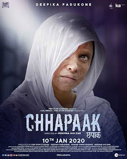 Chhapaak First Look Poster 5