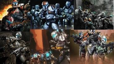 Köztársasági klón kommandósok