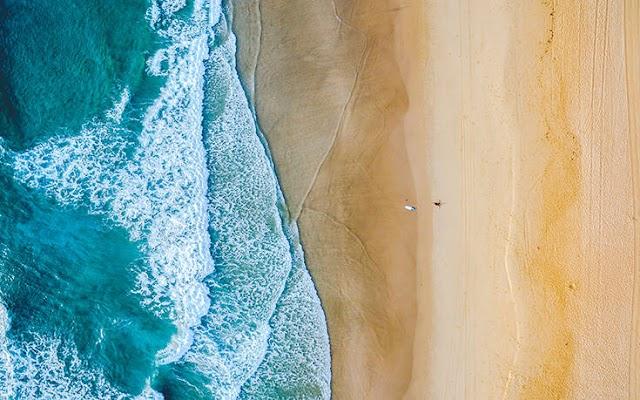 Ο μόνος τρόπος να μη χαθούν οι παραλίες με την άνοδο της στάθμης της θάλασσας