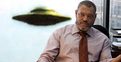 Lauwrence Fishbourne to star in and executive produce Rendlesham Forest, UK UFO drama.