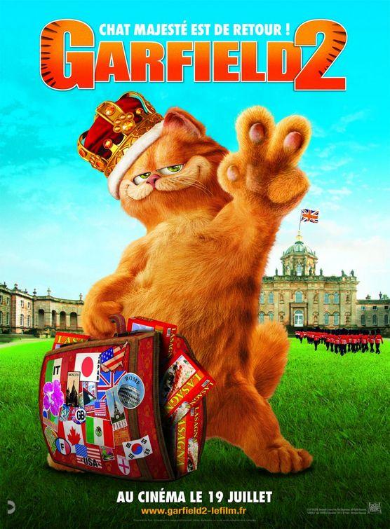 Garfield A Tail of Two Kitties การ์ฟิลด์ 2 อลเวงเจ้าชายบัลลังก์เหมียว HD