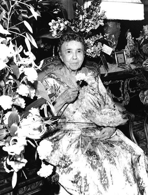 Philanthopist Carrie Estelle Doheny 1958 Calvary Cemetery