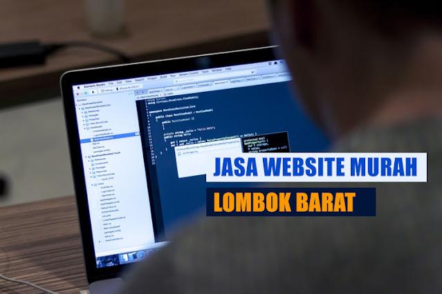 Jasa Pembuatan Website di Lombok Barat