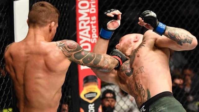 ESPORTE | UFC - McGregor sofre 1º nocaute da carreira e volta ao UFC com derrota para Poirier.