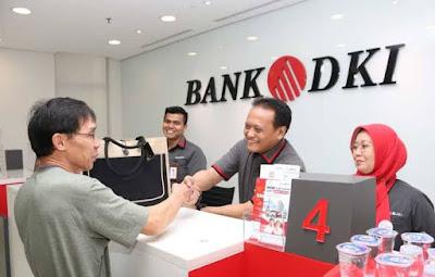 Cara Setor Tunai Bank DKI Terbaru