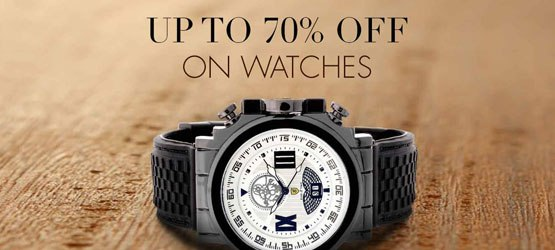 Mega Watch Sale Up To 70 Off On Best Selling Men S Women S
