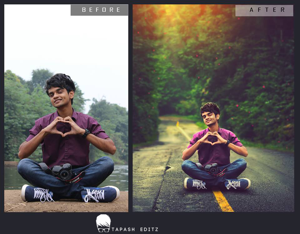 how to change background in photoshop 7