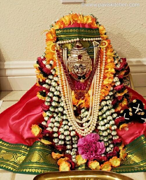 How To Perform Varalakshmi Vratham | Varalakshmi Vratham Pooja Procedure | Varalakshmi Nombu Procedure