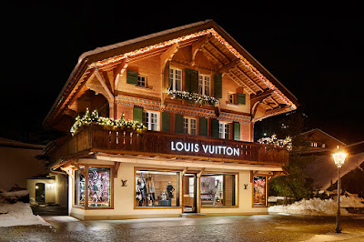 Louis Vuitton en Gstaad, Suiza