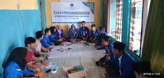 """""""Traveling Kaderisasi"""", Cara PMII Pamekasan Bangun Sinergitas Kaderisasi"""