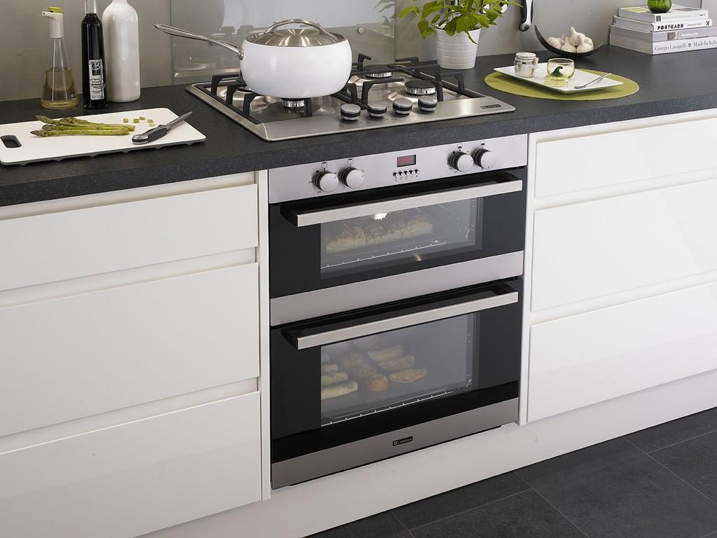 cuisine blanche sans poign es gara cuisine. Black Bedroom Furniture Sets. Home Design Ideas