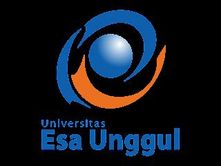 Universitas Esa Unggul Free Vector Logo CDR, Ai, EPS, PNG